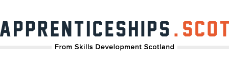Scottish Apprenticeship website logo